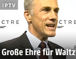 Schauspieler Christoph Waltz