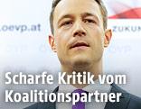ÖVP-Generalsekretär Gernot Blümel