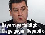 Deutscher Politiker Markus Söder