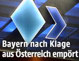 Logo der Bayern LB