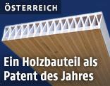 Hochleistungsleichtbauelement aus Holz