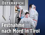 Forensiker am Tatort