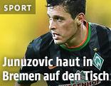 ÖFB-Legionär Zlatko Junuzovic (Werder)