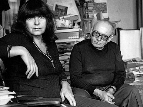 Friederike Mayröcker und Ernst Jandl