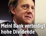 Bank-Vorstand Peter Weinzierl