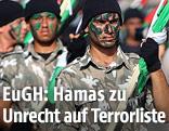 Junge Mitglieder Hamas