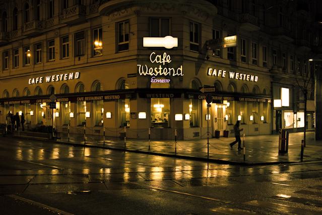 Fassadenschriften in Wien