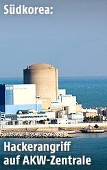 Das südkoreanische Atomkraftwerk Kori