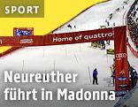 Zielhang von Madonna di Campiglio