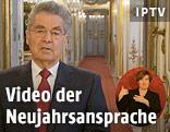 Bundespräsident Dr. Heinz Fischer