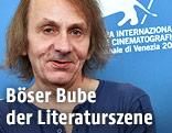 Der französische Autor Michel Houellebecq