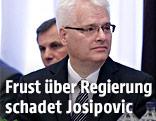 Kroatiens Präsident Ivo Josipovic