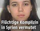 Terrorverdächtige Hayat Boumeddiene auf einem Fahndungsfoto