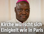 Erzbischof Ignatius Kaigama