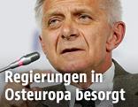 Polnischer Notenbank-Gouverneur Marek Belka