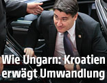 Kroatischer Premier Zoran Milanovic