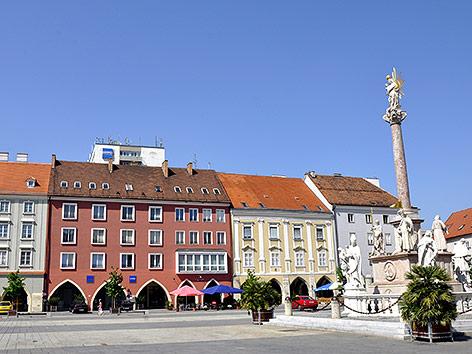 Hauptplatz in Wiener Neustadt