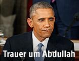 US-Präsident Barack Obama