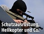 Beamter des Einsatzkommandos Cobra