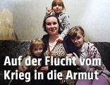 Familie Aljona in Charkiw