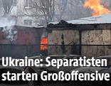 Kämpfe in Mariupol