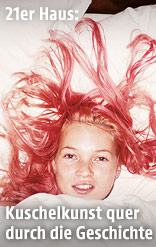 Juergen Teller, Young Pink Kate, London, 1998