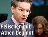 Der Niederländische Finanzminister Jeroen Dijsselbloem