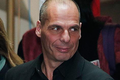 SYRIZA-Politiker Giannis Varoufakis