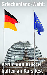 Deutsche Flagge, EU-Flagge