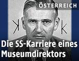 Historisce Aufnahme von SS-Mann Kurt Willvonseder