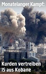 Kämpfe in Kobane
