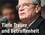 Deutscher Präsident Joachim Gauck