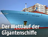 Containerschiff Edith Maersk