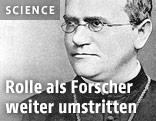 Porträt von Gregor Mendel