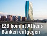 EZB in Frankfurt