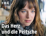 "Dakota Johnson in ""Shades of Grey"""