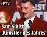 Sänger Sam Smith