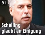 Finanzminister Hans Joerg Schelling
