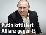Russischer Präsident Vladimir Putin