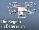 DJI Phantom Quadrocopter