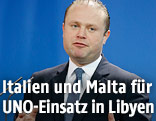 Maltas Premier Joseph Muscat