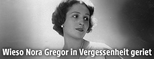 Nora Gregor, um 1925