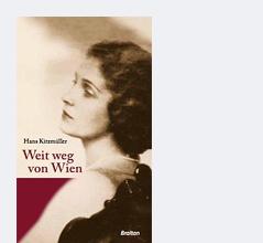 """Buchcover """"Weit weg von Wien"""""""