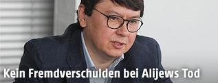 Ehemaliger kasachischer Botschafter Rachat Alijew