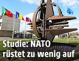 NATO Hauptquartier in Brüssel