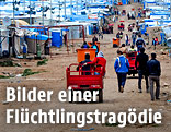 Flüchtlingscamp in Erbil