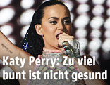 Katy Perry in der Stadthalle