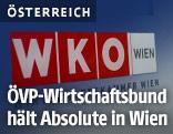 WKO Logo in Wien