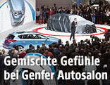 Autoshow in Genf