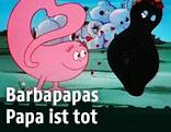 """Screenshot der Zeichentrickserie """"Barbapapa"""""""